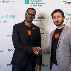 Soiree VoxSun telecom Jeremy Pastel et Imad Cochman